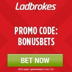Ladbrokes Promo Code for £50 Free Sports Bet